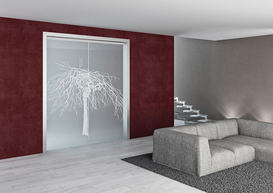 vetrate personalizzate per ogni tipo di ambiente - PuntoCi srl