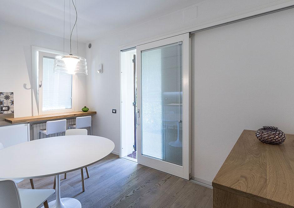 Vendita serramenti e porte puntoci installazione ed - Tende per porta finestra scorrevole ...