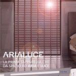 tapparella alluminio aria luce